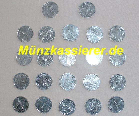 Münzkassierer.de Münzen Wertmünzen Wertmarke Ø 26mm. x 2,7mm
