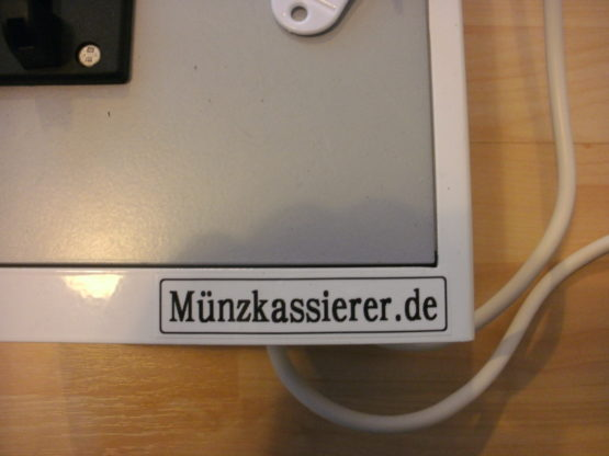 Münzkassierer.de-MAG-EZ500-Münzautomat