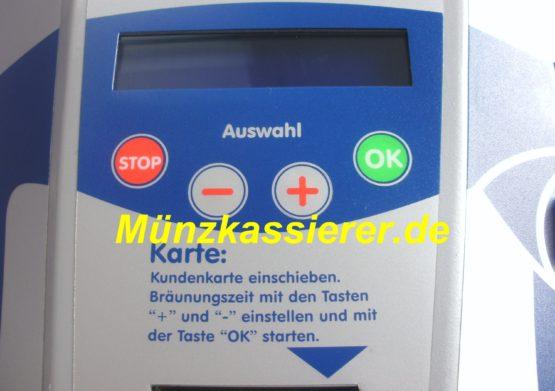 Münzkassierer.de My Tronic M010 Mono Münzautomat Solarium
