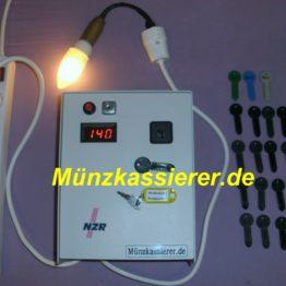 Münzkasierer.de Bargeldloser Zeitzähler NZR 0211 P ZMZ 0211P Münzkassierer (13)