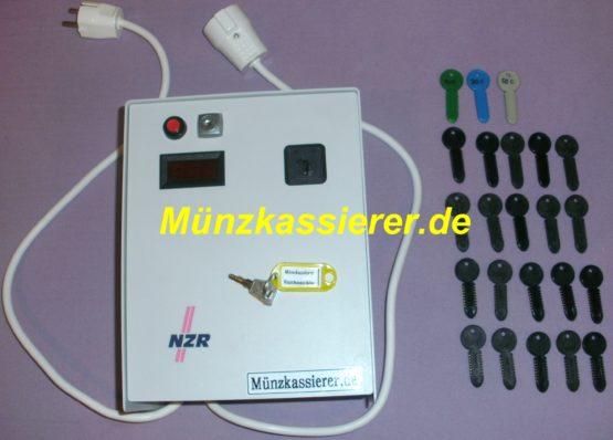 Münzkasierer.de Bargeldloser Zeitzähler NZR 0211 P ZMZ 0211P Münzkassierer (7)
