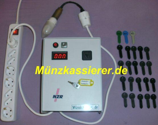 Münzkasierer.de Bargeldloser Zeitzähler NZR 0211 P ZMZ 0211P Münzkassierer (9)