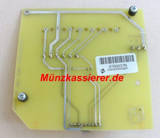 Münzkassierer.de Münzautomaten.com Beckmann EMS335 EMS 335 Platine Netzplatine