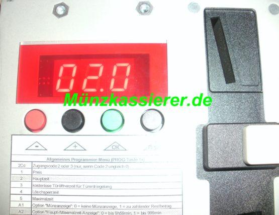 Münzkassierer.de Münzautomaten.com Holtkamp Paybox Steuereinheit