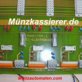 Münzautomaten.com SI Steuerung SI Elektronik Hauptplatine Netzplatine Platine