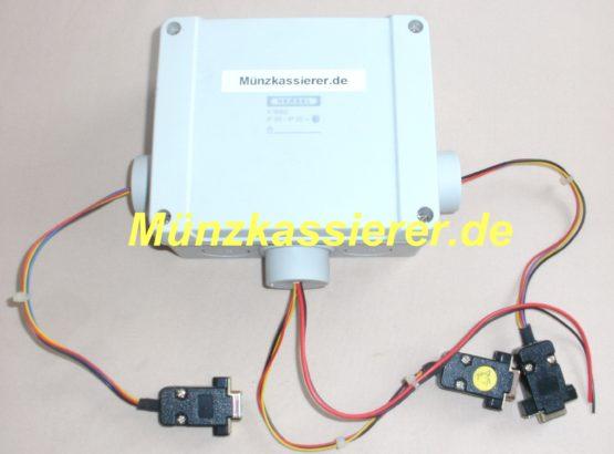 Münzkassierer.de Münzautomaten.com SI Steuerung SI Elektronik Platine Relais-Platine Relaisplatine