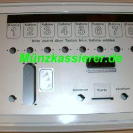 Münzkassierer.de Münzautomaten.com SI Steuerung SI Elektronik Gehäuse Leergehäuse Steuerkasten Schaltschrank Leer