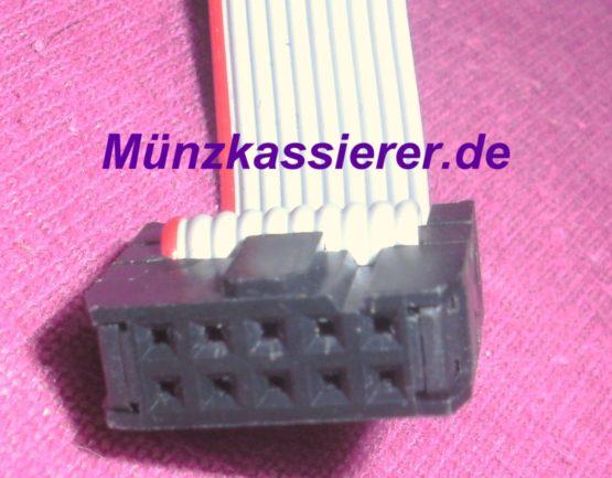 Münzkassierer.de Münzautomaten.com SI Steuerung SI Elektronik Kabel für Münzprüfer und Hauptplatine