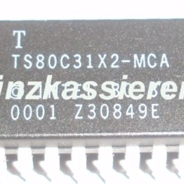 Münzkassierer.de Münzautomaten.com SI Steuerung SI Elektronik Microcontroller INTEL TS80C31X2-MCA 80 , 82 0001 Z30849E