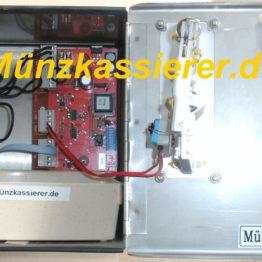 Münzautomat Münzkassierer.de Münzautomaten.com Dusche 24Volt Kleinspannung Wertmarken WM 27