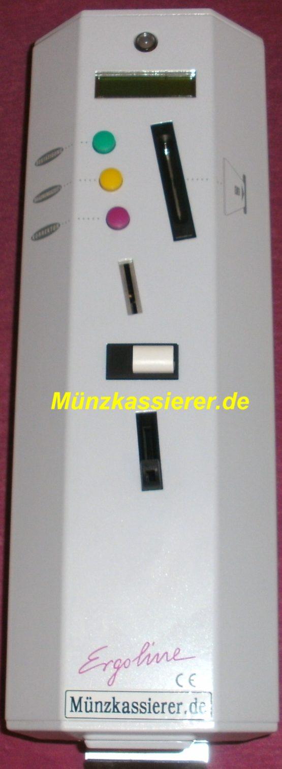 Münzkassierer.de Münzautomaten.com JK ERGOLINE MCS V MCS 5 Chipkartengerät Sonnenbank Solarium