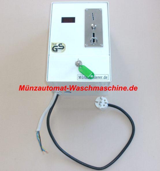 Münzautomat-Waschmaschine.de Münzkassierer für Trockner Wäschetrockner Waschmaschine