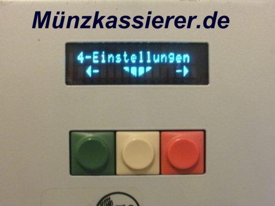 Münzkassierer.de Münzautomaten.com Beckmann EMS335 EMS 335 Münzautomat