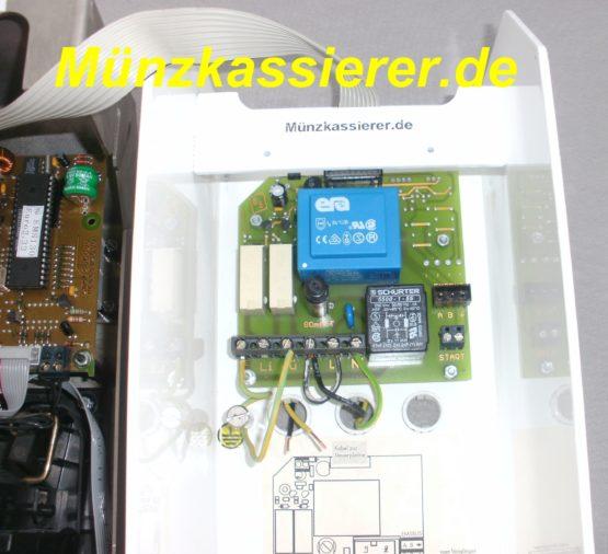 Münzkassierer.de Münzautomaten.com Edelstahl Chipkartenautomat Beckmann EMS335 EMS 335