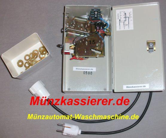 Münzkassierer.de Münzautomaten.com Münzautomat-Waschmaschine.de Münzkassierer Wertmarke 21,5 x 1,75mm