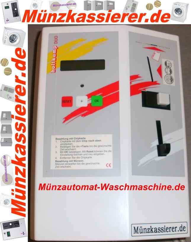 Münzautomat Waschmaschine Türentriegelung Bargeld u. Chipkarten-Münzkassierer.de-2