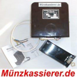 Münzkassierer.de Münzkassierer Münzautomat f. TV Fernseher Pension Monteurzimmer 3