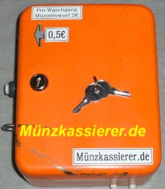 Münzkassierer.de Münzkassierer Münzautomat f. Waschmaschine 1