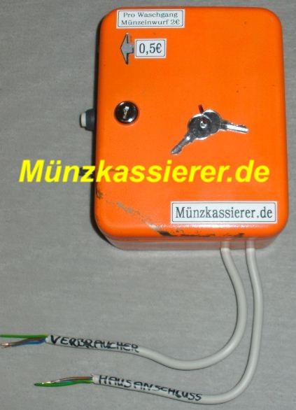 Münzkassierer.de Münzkassierer Münzautomat f. Waschmaschine