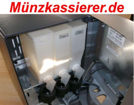 Münzkassierer.de TOP Kaffeemaschine m. Münzautomat Münzkassierer 8
