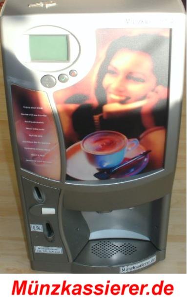 Münzkassierer.de TOP Kaffeemaschine m. Münzautomat Münzkassierer