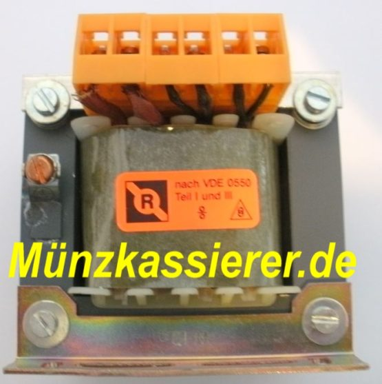 Riedel RST 100 TRAFO Transformator Netzteil 230VAC 24VAC 100VA Kleinspannung 3
