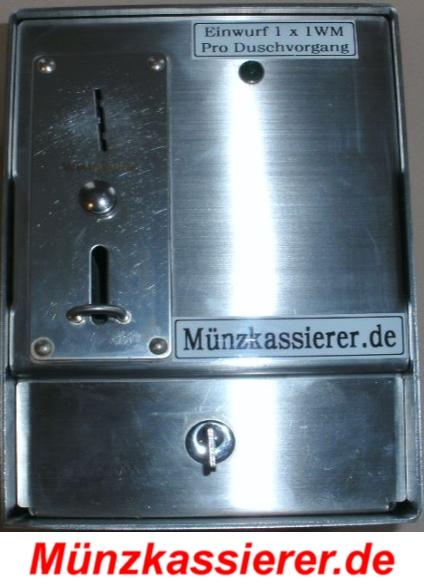 MÜNZKASSIERER FÜR DUSCHE (2)