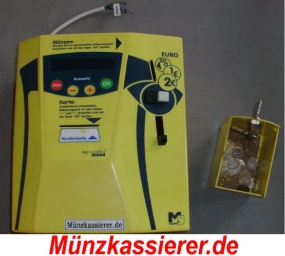 MÜNZKASSIERER MÜNZÄHLER HOCHDRUCKREINIGER KARUSELL Münzkassierer.de (2)