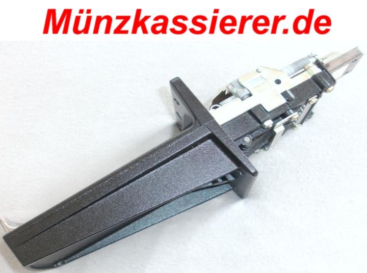 Münzeinwurf für Tischkicker Münzkassierer.de Münzschlitten (3)