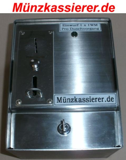 Münzkassierer DUSCHE Duschmünzer Münzkassierer.de Preiswerte Duschmünzer (2)