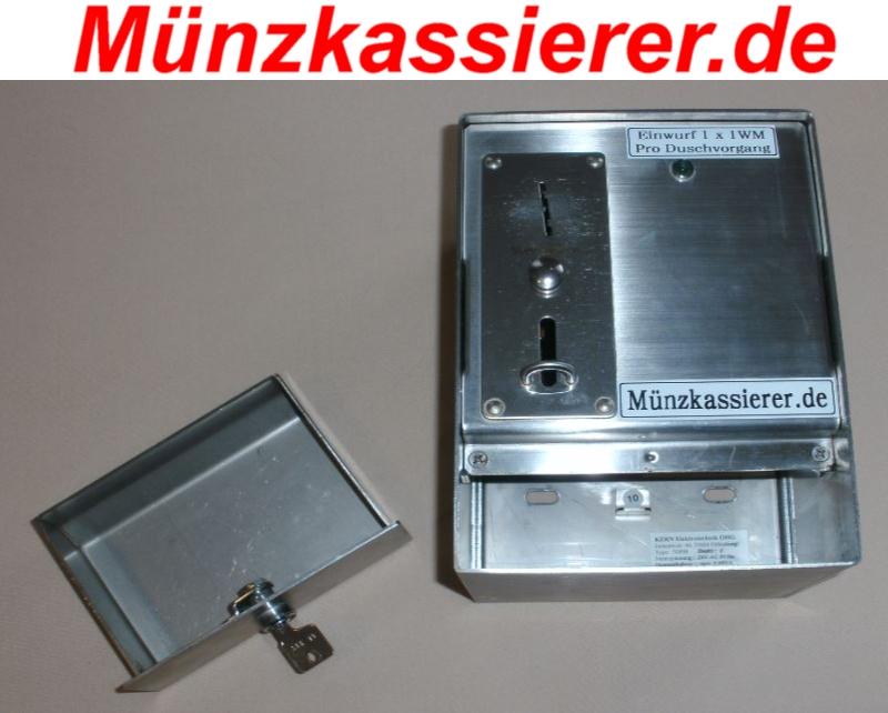 Münzkassierer DUSCHE Duschmünzer Münzkassierer.de Preiswerte Duschmünzer (3)