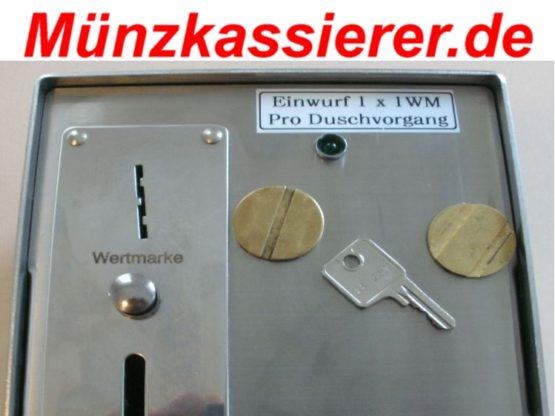 Münzkassierer DUSCHE Duschmünzer Münzkassierer.de Preiswerte Duschmünzer (6)