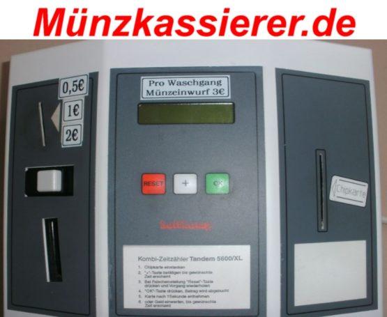 Münzkassierer Münzautomat 230 - 400 Volt Türöffnerfunktion Münzkassierer.de BESTE ERGEBNISSE (2)