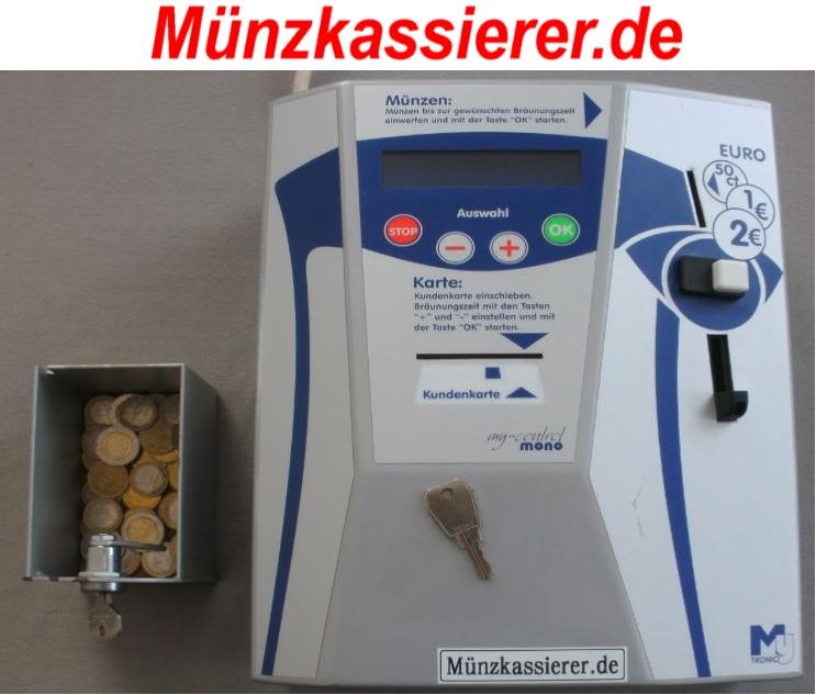 Münzkassierer.de MÜNZKASSIERER MÜNZAUTOMAT SOLARIUM PFERDESOLARIUM (2)