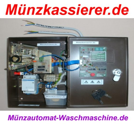 Münzkassierer.de Münzkassierer Münz-Automat Waschmaschine - unbenutzt - Münzer Muenzautomat (3)