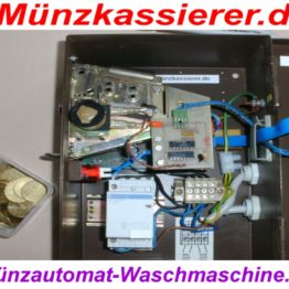 Münzkassierer.de Münzkassierer Münz-Automat Waschmaschine - unbenutzt - Münzer Muenzautomat (6)