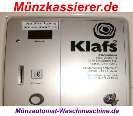 MUENZAUTOMAT WASCHMASCHINE 230-380V 1 EURO Einwurf (2)