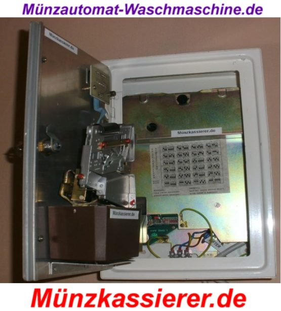 MUENZAUTOMAT WASCHMASCHINE 230-380V 1 EURO Einwurf (4)