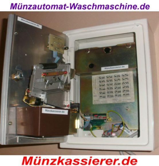 MUENZAUTOMAT WASCHMASCHINE 230-380V 1 EURO Einwurf (5)