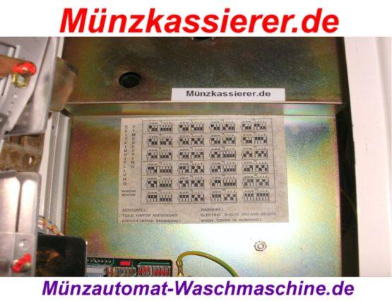 MUENZAUTOMAT WASCHMASCHINE 230-380V 1 EURO Einwurf (6)