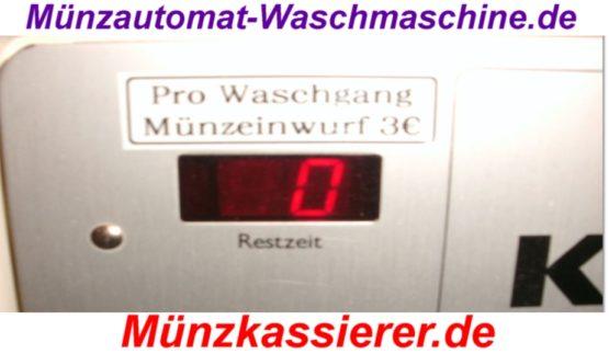 MUENZAUTOMAT WASCHMASCHINE 230-380V 1 EURO Einwurf (8)