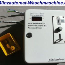 Münzautomat für Wäschetrockner 2Euro (1)