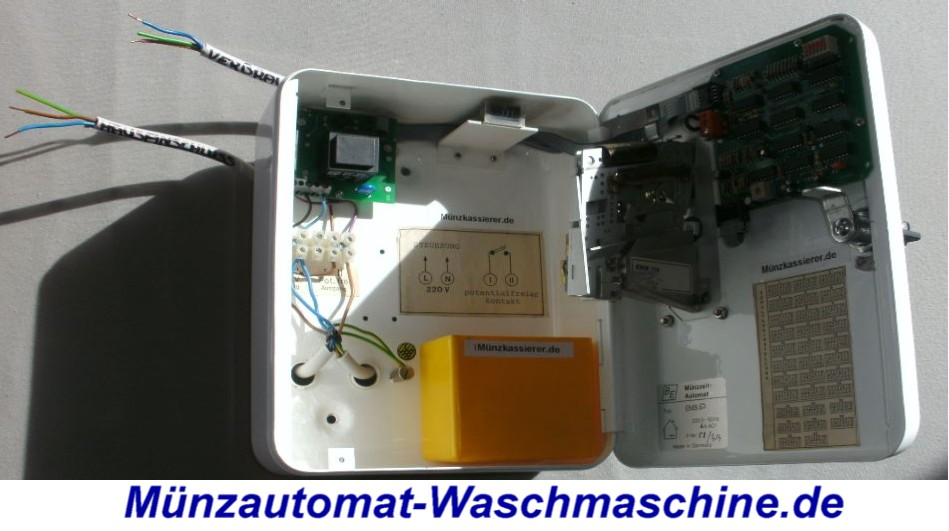 Münzautomat für Wäschetrockner 2Euro (6)