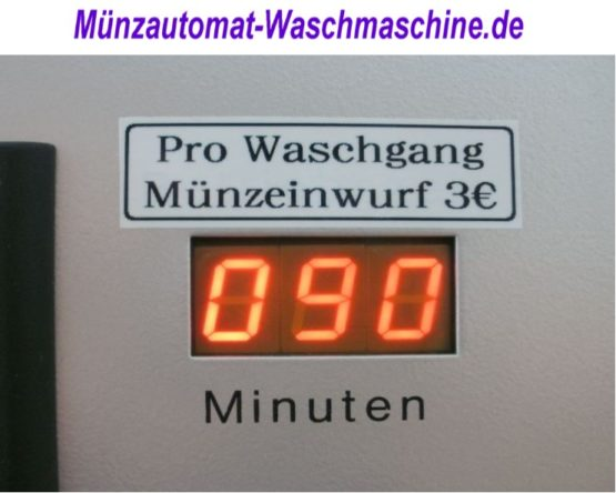 Münzautomat gebraucht Münzautomat-Waschmaschine.de MKS (11)