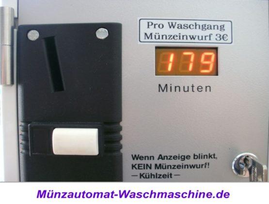 Münzautomat gebraucht Münzautomat-Waschmaschine.de MKS (15)