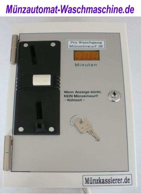 Münzautomat gebraucht Münzautomat-Waschmaschine.de MKS (7)