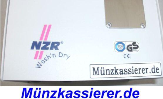 Münzkassierer Waschmaschine NZR Wash'n Dry m. Türentriegelung Münzkassierer.de . (2)