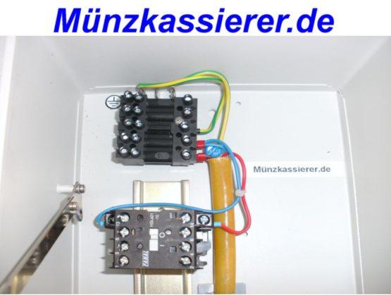 Münzkassierer Waschmaschine NZR Wash'n Dry m. Türentriegelung Münzkassierer.de . (3)