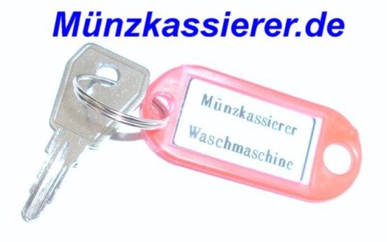 Münzkassierer Waschmaschine NZR Wash'n Dry m. Türentriegelung Münzkassierer.de . (6)