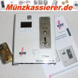 Münzautomat Zeitverkaufsautomat Wachmaschine 50Cent Einwurf-Münzkassierer.de-10